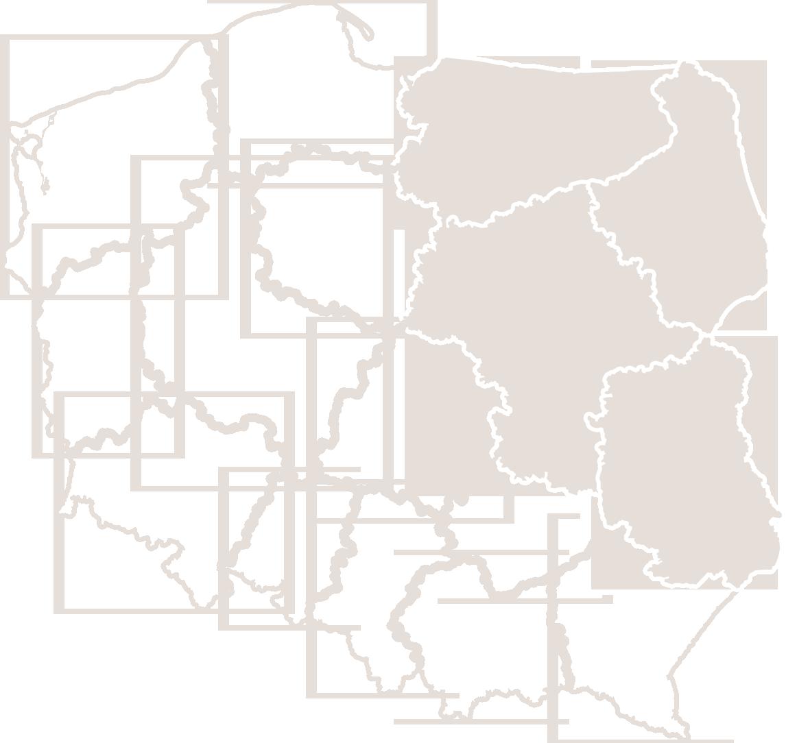 Dział handlowy - regiony: warmińsko-mazurskie, podlaskie, mazowieckie, lubelskie