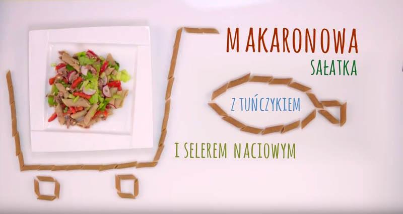 Makaronowa Sałatka